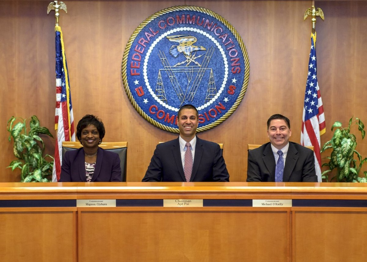 FCC commissioners 2017