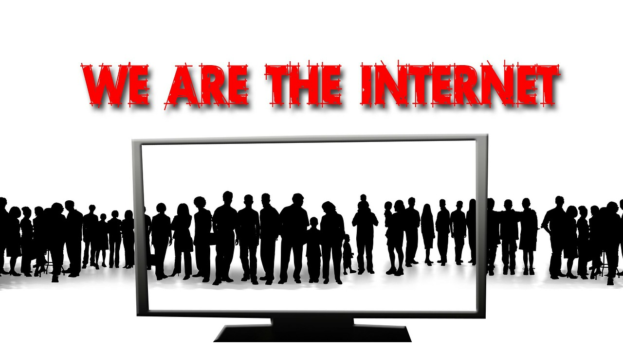 We Are the Internet